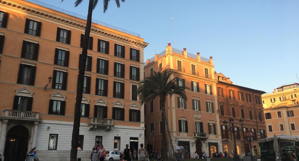 Piazza di Spana